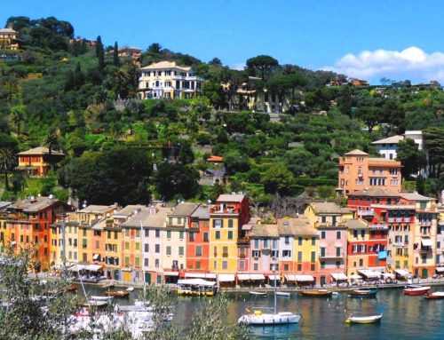 How Portofino was spared in 1945