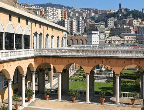Palazzo del Principe e Genova